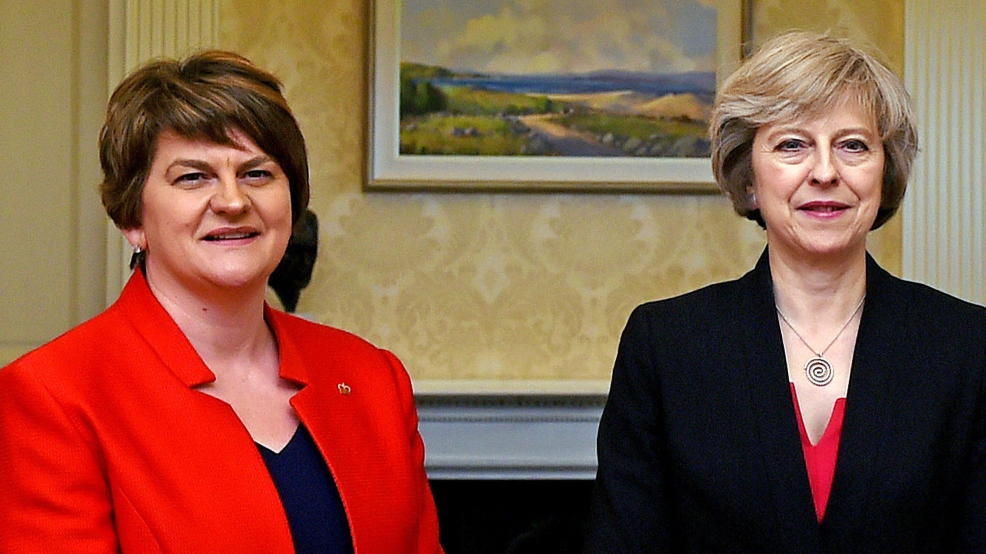 Kenny warns May 'do not put peace agreement at risk'