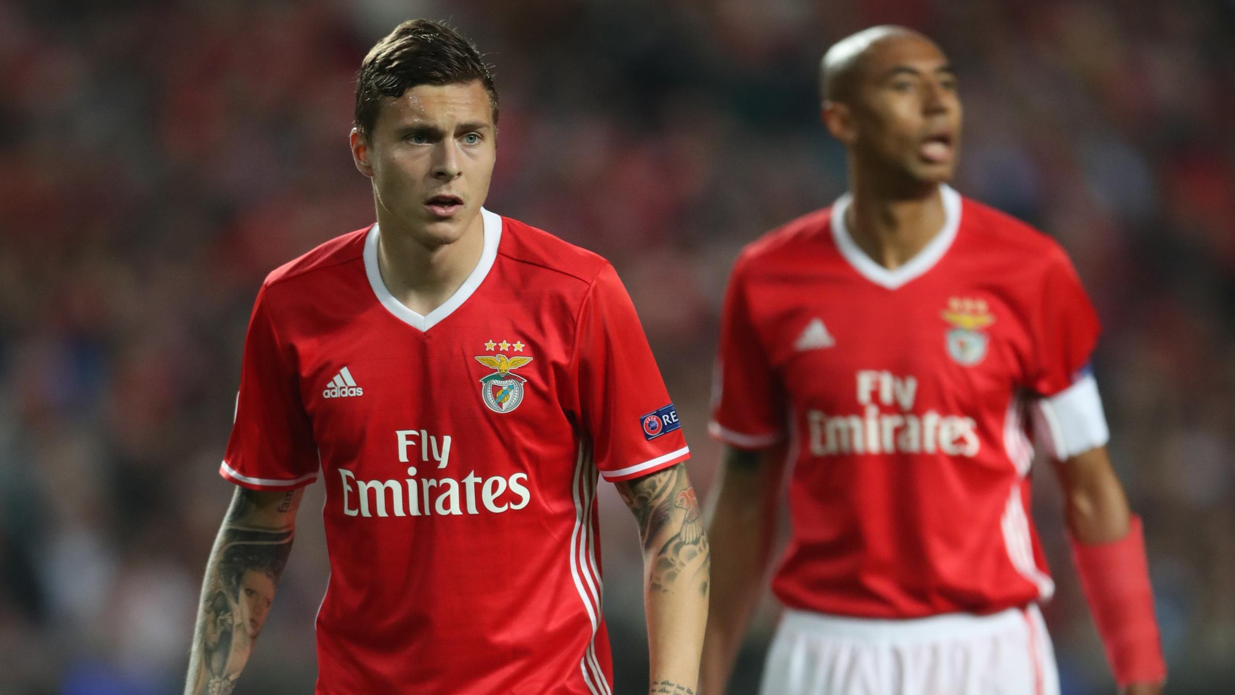 Manchester United sign Victor Lindelof from Benfica