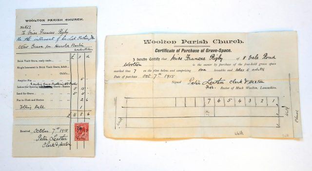 Eleanor Rigby's grave deeds to be auctioned with The Beatles song score